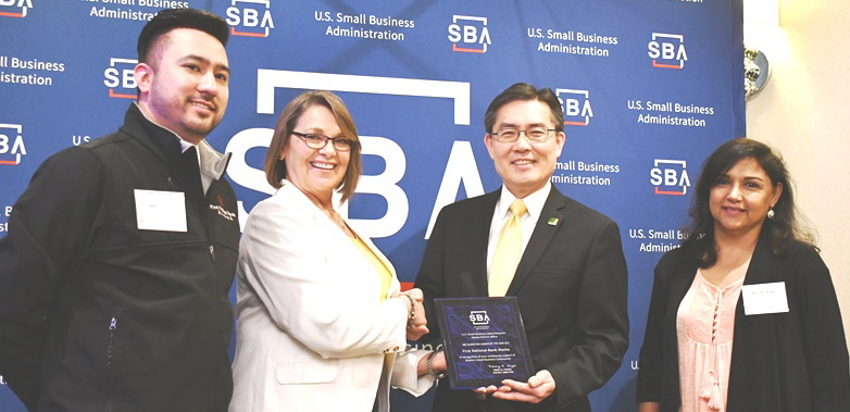 First National named SBA Alaska 504 Lender of the Year