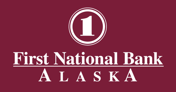 First National Bank Alaska Alaskan Owned And Operated Since 1922