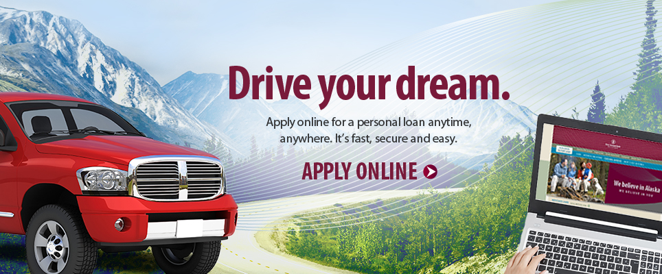 Apply for a personal loan anytime - Apply Online