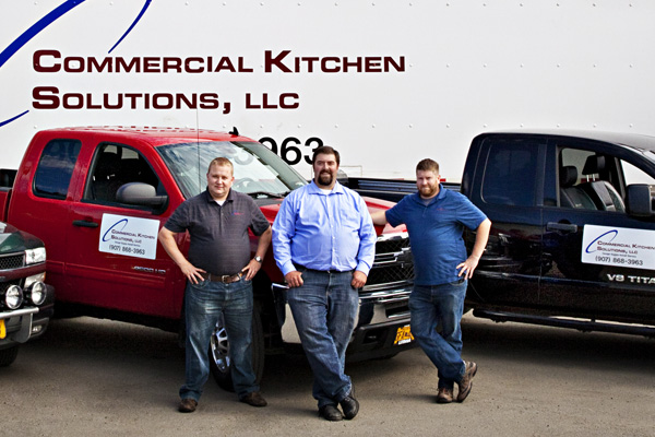 Commercial Kitchen Solutions