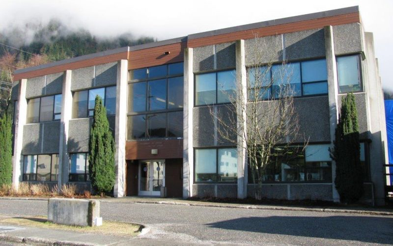 First National Bank Alaska Commercial Office Building For Lease