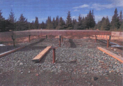 Lot with steel piling foundation for a single-family residence - Property Photo 2