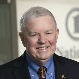 Photo of Admiral Tom Barrett, USCG (Ret.)