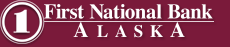 First National Bank Alaska (logo)